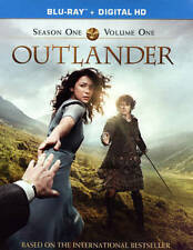 Sealed New Outlander: Season 1 Vol. 1 Blu-ray NEW FREE SHIPPING!!!