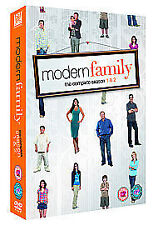 Modern Family - Series 1 and 2 - Complete (DVD, 2011)
