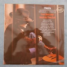 """Frank Sheen - Tribute To Johnny Cash, 12"""" LP, MFP 5264"""