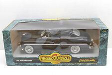 Vintage Ertl 1:18 American Muscle 1949 Mercury Coupe Die Cast Metal #7122 NIB