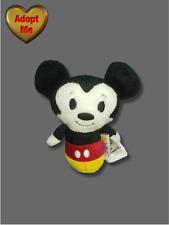 Hallmark Itty Bittys Disney Mickey Mouse Stuffed Plush Animal 5in