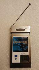 UBIQUAM UM-300 Modem CDMA 450MHz 1X & EVDO PCMCIA Type II Card