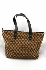 158 Nordstrom Brown Tan Straw Raffia Leather Tote Per Bag Nwt Italy