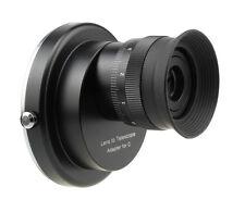 SWEBO Lens to Telescope Adapter 4 for Canon EOS Lens