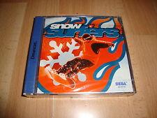 Nieve surferos Sega Dreamcast PAL Versión
