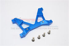 Scx10 Ii Alloy Aluminum Upgrade Parts Rear Chassis Stabilized Mount 90046 90047
