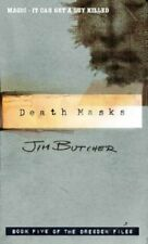 Death Masks: The Dresden Files, Book Five,Jim Butcher