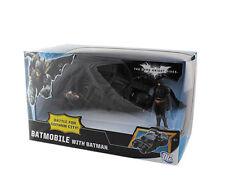 Batman The Dark Knight Rises BATMOBILE With Batman Figure NIB