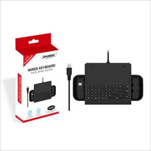 Dobe 2.4Ghz Wireless Keyboad Keypad for Nintendo Switch Game Console Joy
