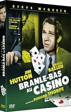 BRANLE BAS AU CASINO MC QUEEN   DVD  NEUF SOUS CELLOPHANE