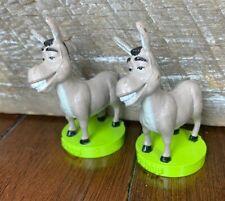 Shrek 2004 Chess Donkey Replacement Game Pieces Bishop Set