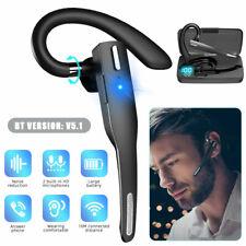 New listing Wireless Bluetooth 5.1 Headset Phone Call Handsfree Headphone Mic Sport Ear-hook