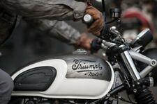 'SCHILDT' Triumph gas tank cover (For Street Scrambler, Street Twin, Bonneville)