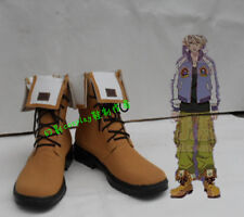 Tiger & Bunny Ivan Karelin Short Halloween Cosplay Shoes Boots H016