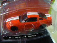 10Vox Tracksters 2010 Ford Mustang GT 1:64 Series 2 Limited Edition Red Toy Car
