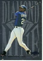2000 FLEER ULTRA DIAMOND MINE KEN GRIFFEY JR CARD #3 OF 15 NICE INSERT CARD