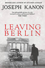 Leaving Berlin by Joseph Kanon Paperback Crime Thriller Book Books A10 LL176