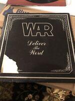 war deliver the word lp