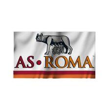 Bandiera Roma Ufficiale 70 x 40 cm Prodotto originale  Lupa AS Roma 2018