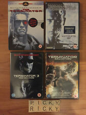 Terminator 1,2,3 and 4 DVD Collection