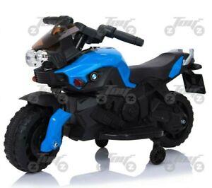 Kids 6V Battery Motorbike Motorcycle Motocross Bike Ride On Car 4 Colors
