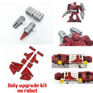 Shockwave Lab SL-105 Upgrade Kit For Kingdom Warpath Enhanced Weapon/Fill Parts