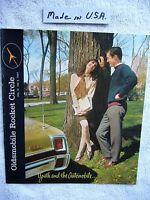 NOS Vintage Issue Oldsmobile Rocket Circle Interstate 1967 VOL12 # 4