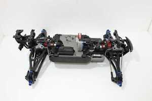 Traxxas E-Revo 2.0 VXL Chassis komplett