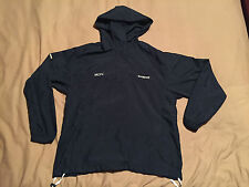 Womens Man City Jacket Le Coq Sportif Size 10 Good Condition Plenty Life In It