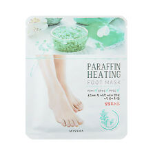 [Missha] Paraffin Heating Foot Mask 16g
