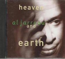 Music CD Al Jarreau Heaven and Earth