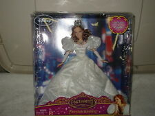 Disney Enchanted Amy Adams as Giselle Fairytale Wedding Doll Never Out of Box