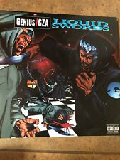 GENIUS GZA Liquid Swords GEFFEN 2XLP