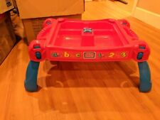 Mega Bloks Toddler Lego Play Table (Lego's not included)