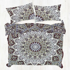 Star Mandala Bedding Set Duvet Cover Set Cotton Comforter Covers Twin Size