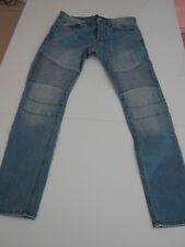 ** .Neu ** H&M Jeans ** Gr.30 / 32 ** Bikerstil ** Skinny **