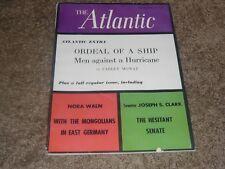 The Atlantic Magazine / March 1962 / Pennsylvania Senator Joseph S. Clark