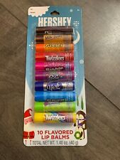 Limited Edition Hersheys Candy Flavored Lip Balms New