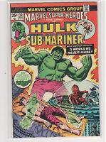 Marvel Super-Heroes #50 Hulk Namor Sub-Mariner 9.0