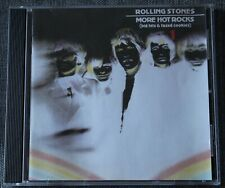 The Rolling Stones, more hot rocks (big hits & fazed cookies), CD