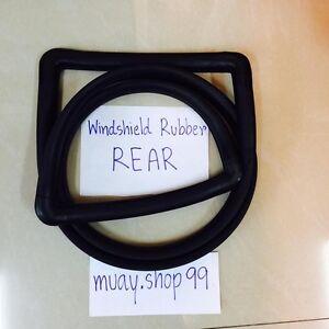 Rear Weatherstrip Windshield Fit Mercedes Benz W123 200 230 240 280 300 Seal 1PC