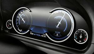 BMW OEM F10 F12 F13 F06 Multi-functional Instrument Cluster Display LCD Retrofit