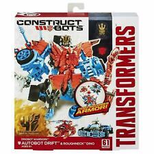 Transformers Construct Bots Dinobot Riders Surtido Elige uno