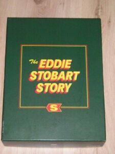 Corgi Eddie Stobart Story - Diecast Gold Plated Model, 1:64 Scale, CC86610