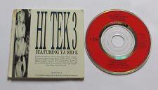 "Hi Tek 3 Spin That Wheel ( 3"" Inch CD )"