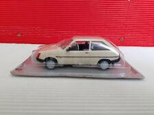 Modellino DIE CAST DeAgostini Auto ZAZ 1102 Tavria  Scala 1/43 Nuovo