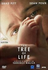 Dvd THE TREE OF LIFE - (2011) *** Brad Pitt/Sean Penn *** ......NUOVO