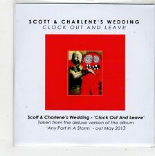 (FQ706) Scott & Charlene's Wedding, Clock Out And Leave - 2013 DJ CD