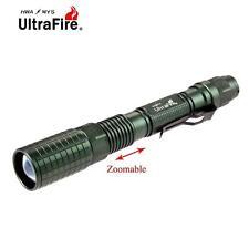 Ultrafire Zoom  XML T6 20000 LM Lampe de poche LED 18650 Batterie Torche EN