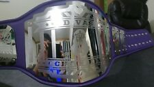 CLEARANCE Divas Championship Belt Legend Model Purple Strap woman's ladies girls